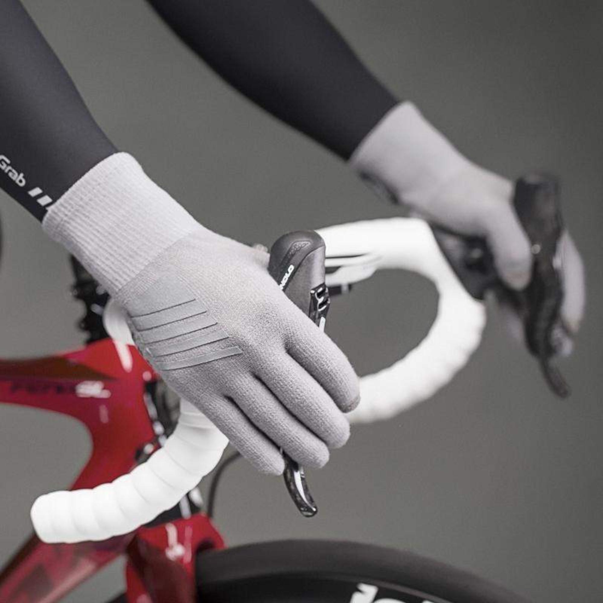 Mtb Bike Cycling Cycle Gloves Grey Gripgrab Merino Liner Road Mountain Sport En Vakantie Handschoenen Ishule Co Ke