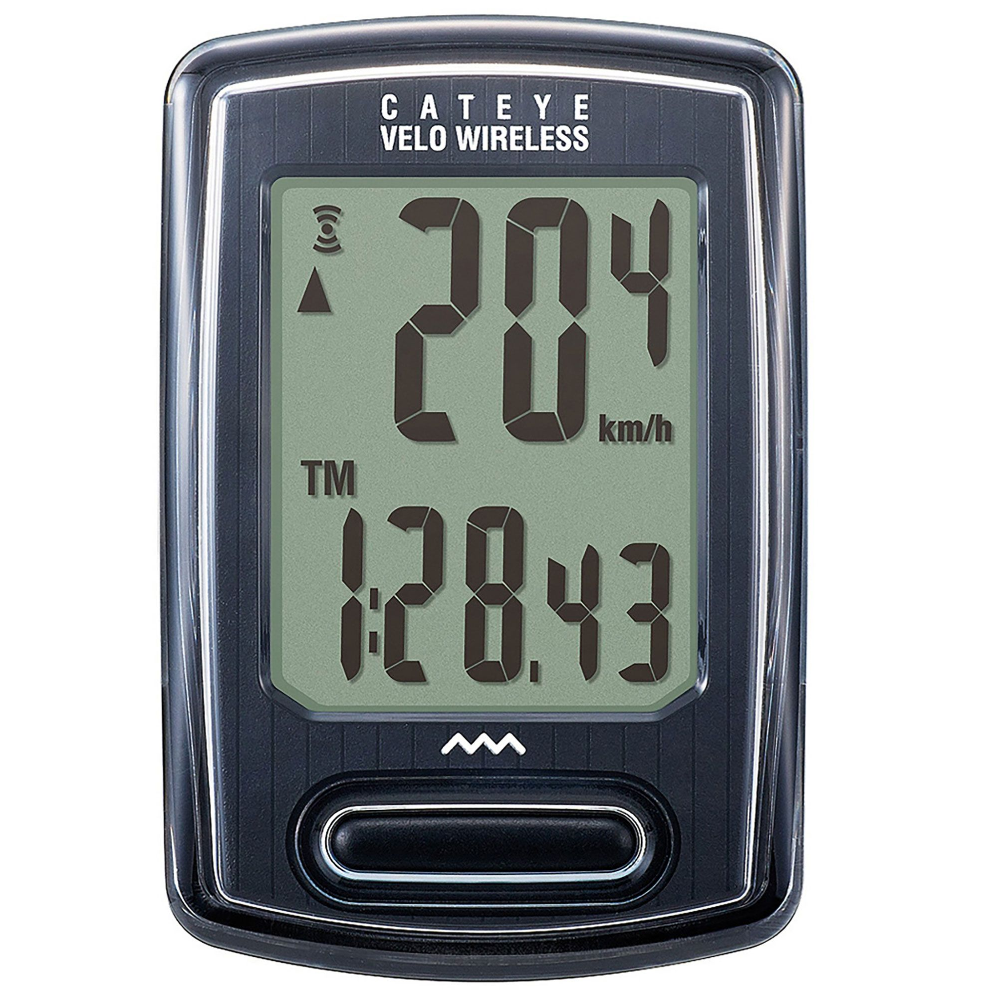 Wireless Waterproof GPS Cycling Bike Computer Speedometer Distance Timer For UK