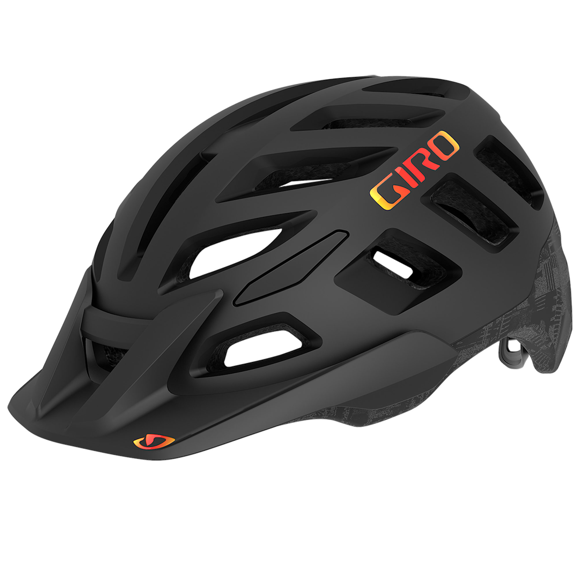 Off Road Bike MTB Crash Helmet Protection Giro Radix Dirt