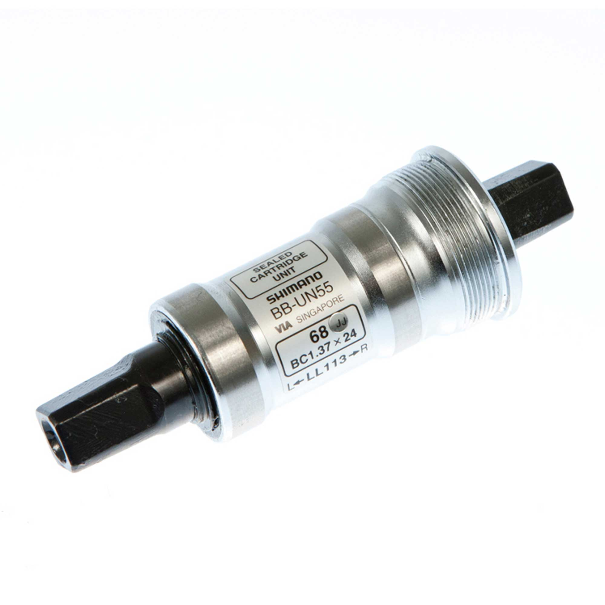 Shimano UN55 Square Tapered Road Mountain Bike Bottom Bracket Sealed Assembly