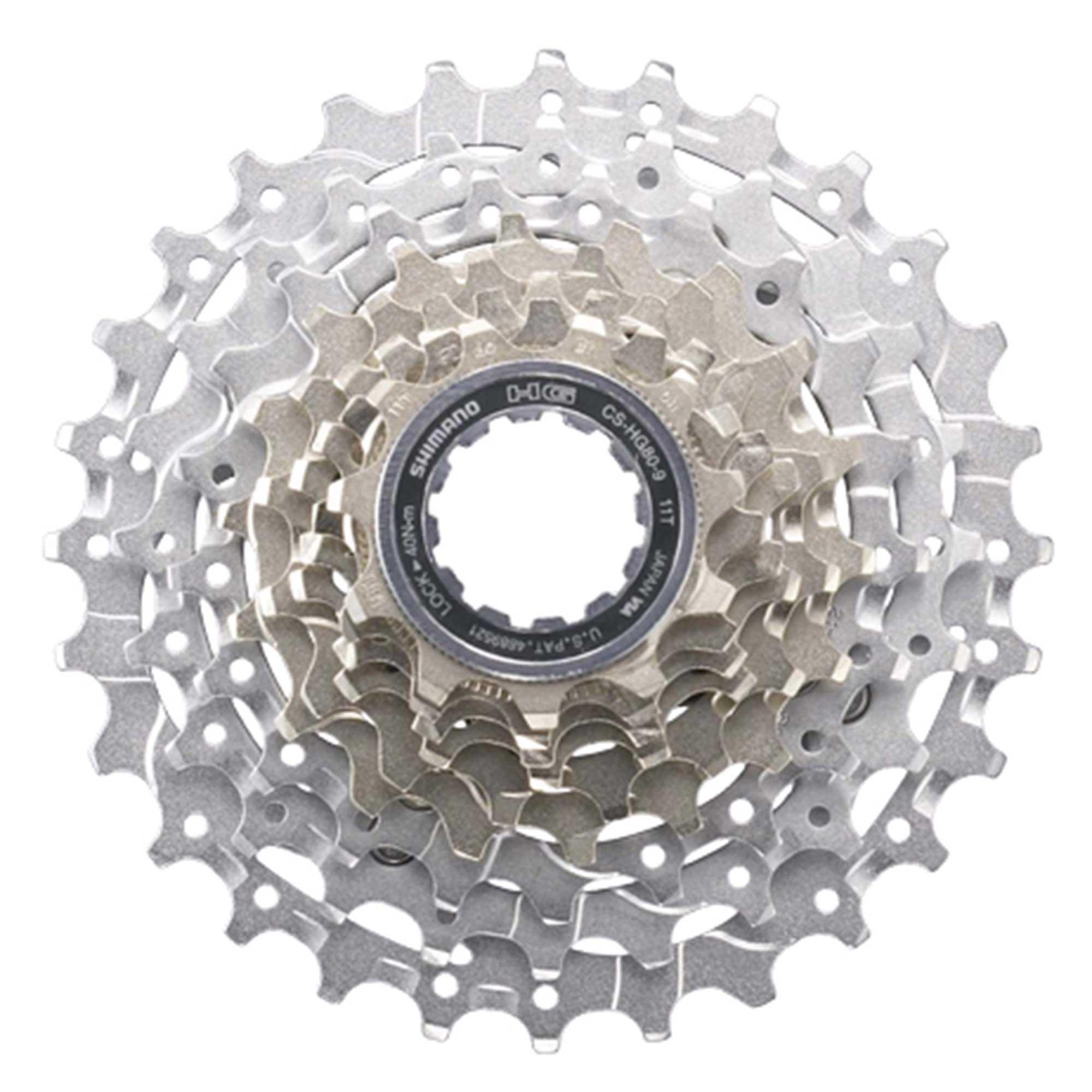SHIMANO CS-HG50 8 Speed Road MTB Road Bike Rear Gear Sprocket  Cassette 11-30T