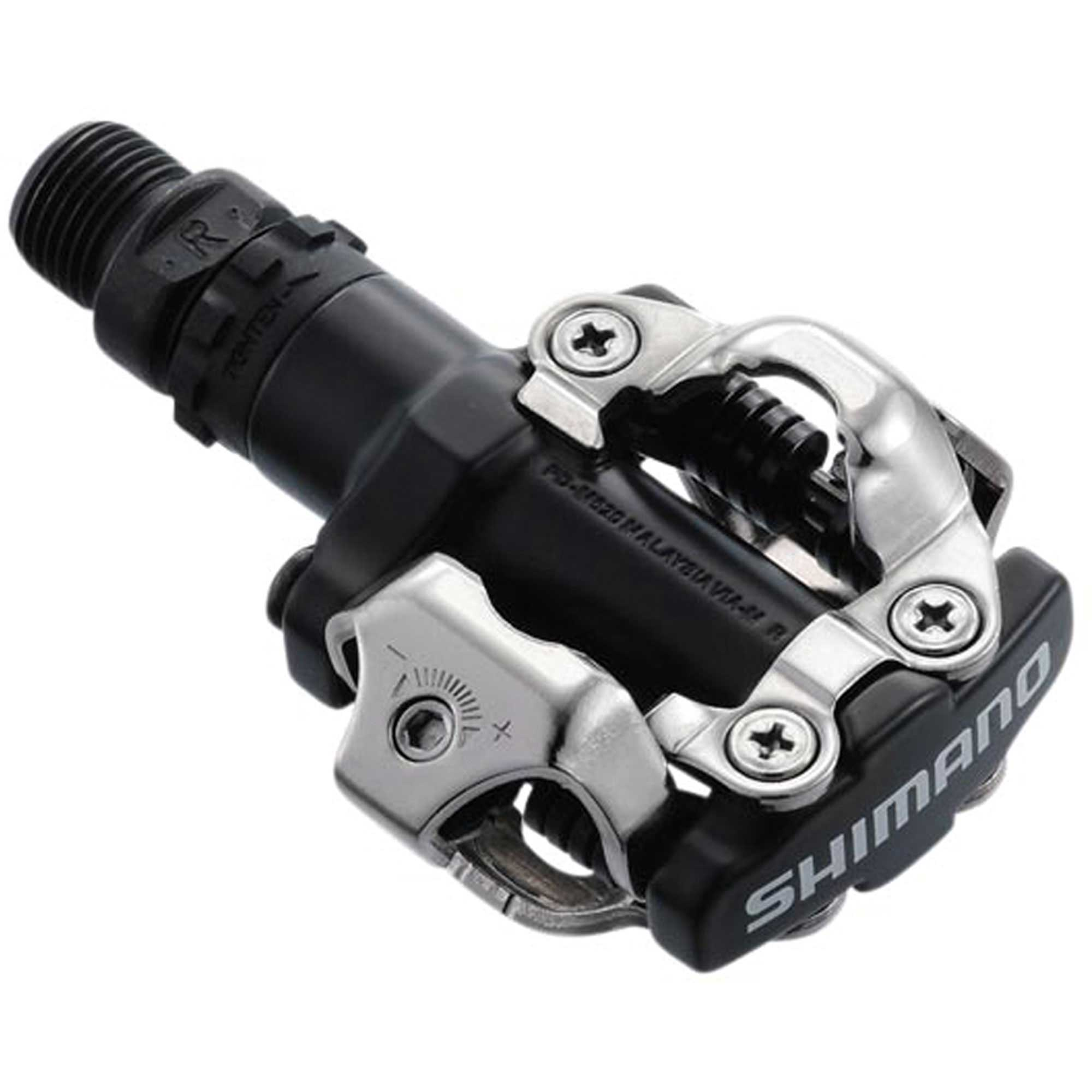 Shimano M-520 SPD Clipless Pedals w// Cleats Black