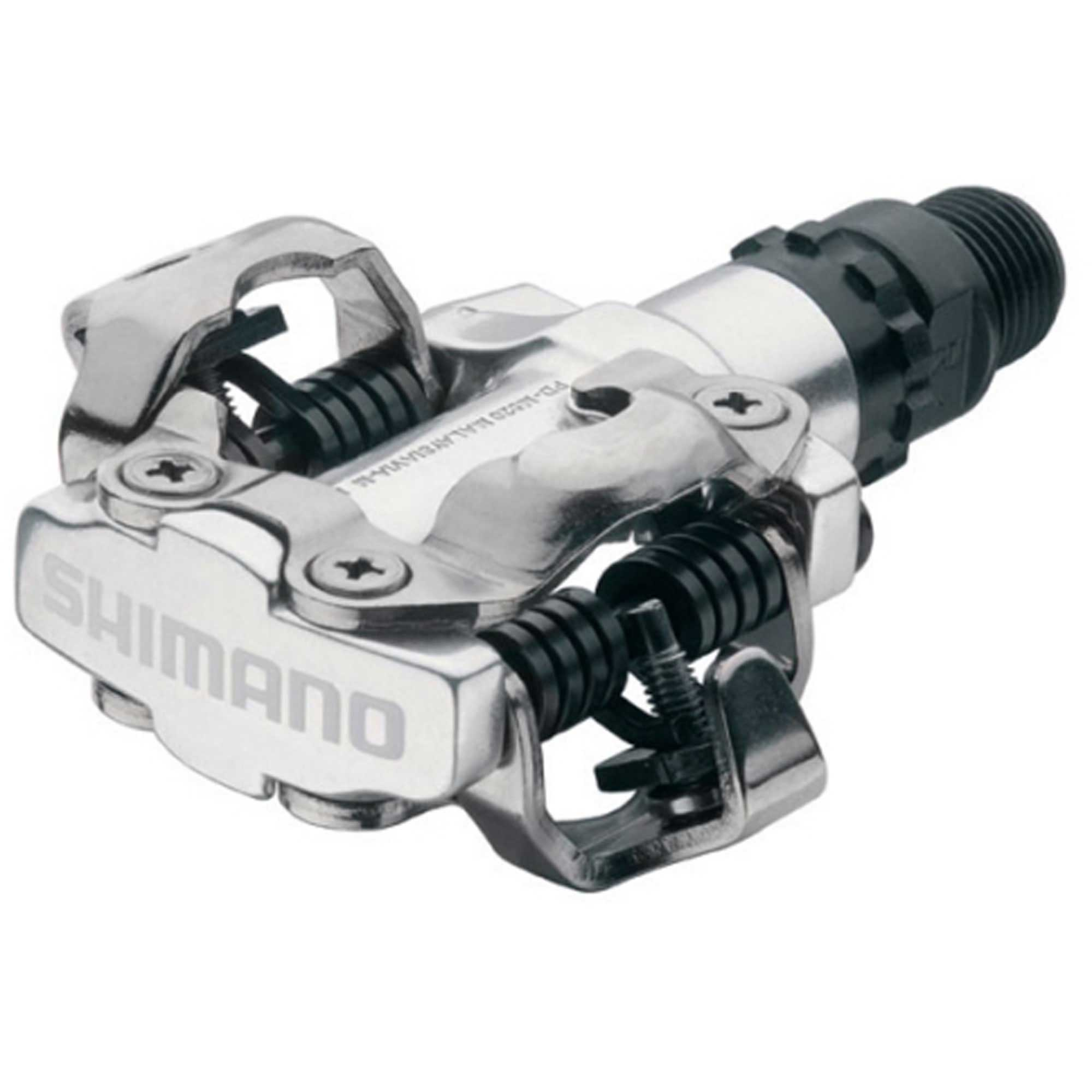 Shimano M520 SPD Mountain Bike Clipless Pedal With Free Cleats